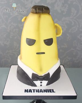 Agent Peely Cake