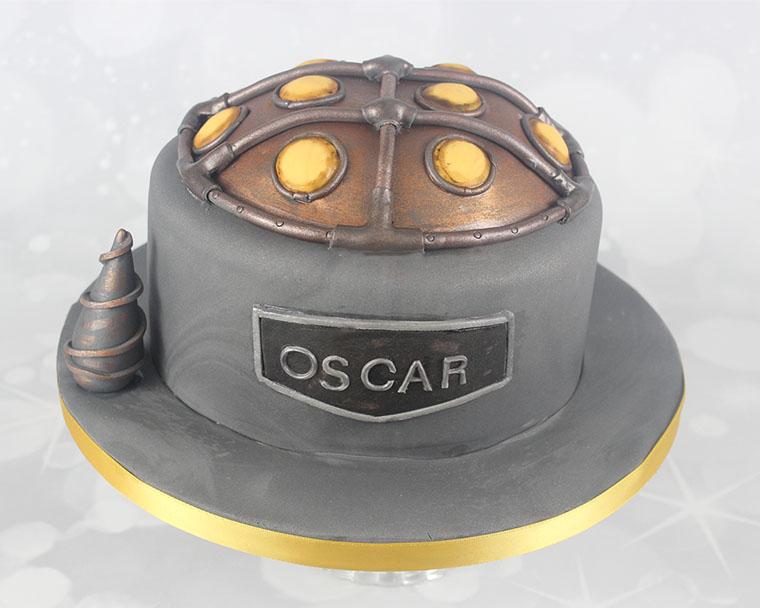 Bioshock Cake L