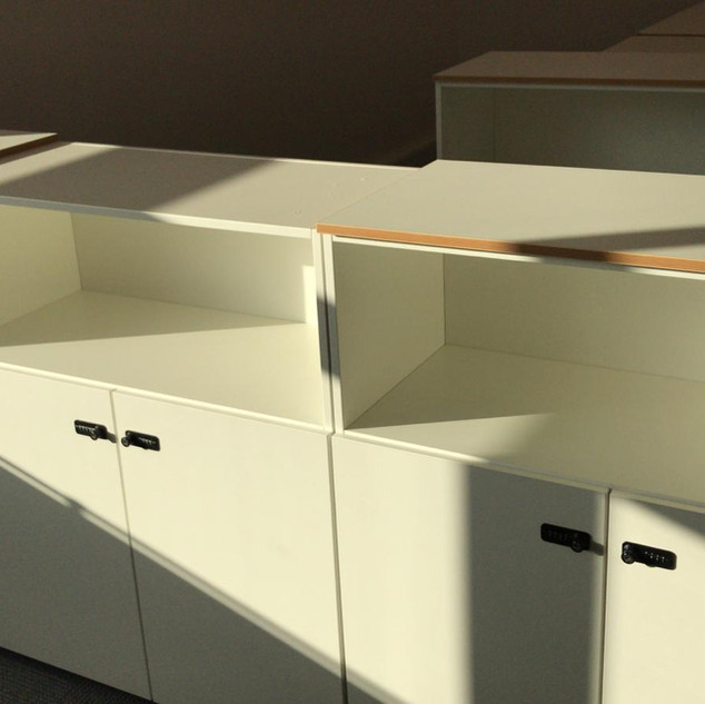 Freewall Pre-built Storage Units 5