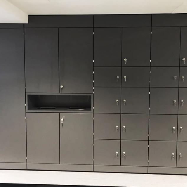 Freewall Recycling Storagewal 5
