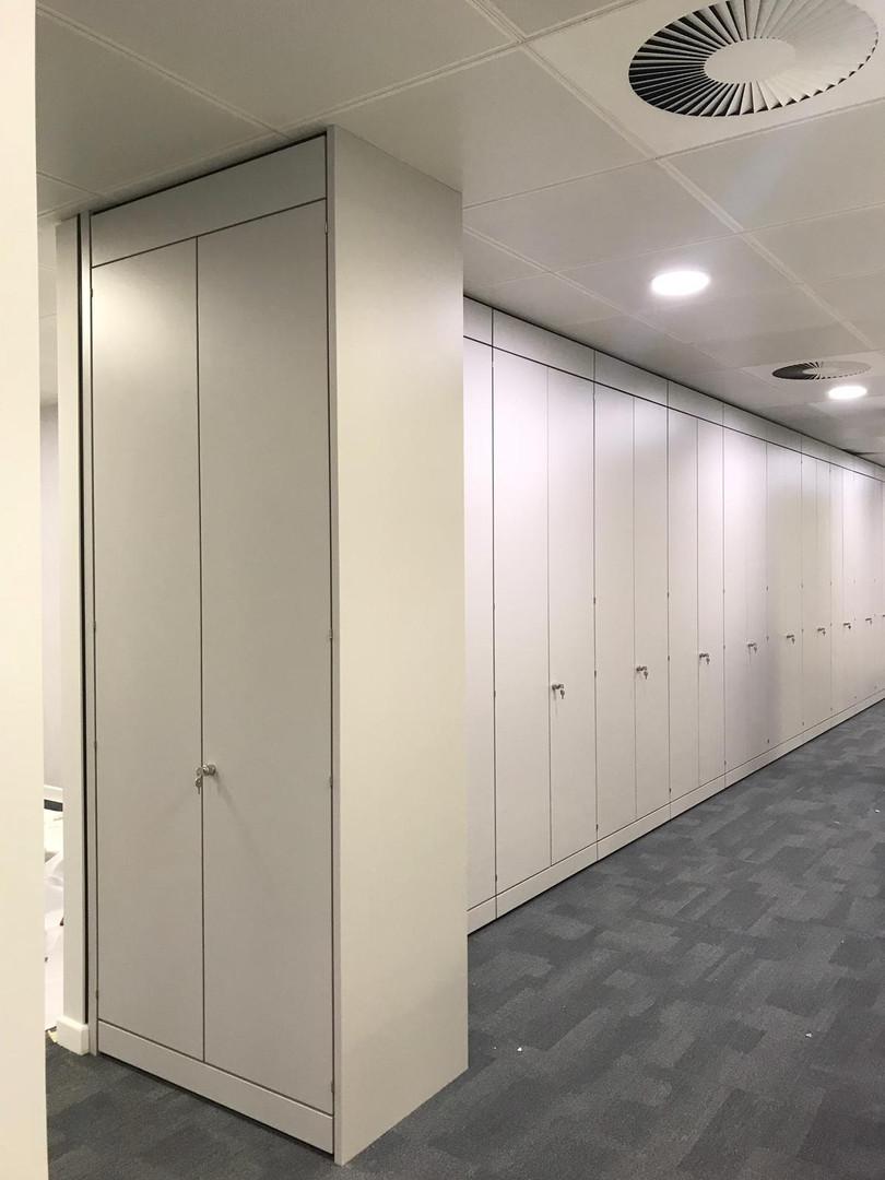 Freewall Storage Wall 18