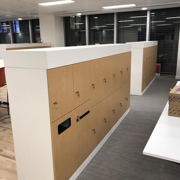 Freewall Recycling Storagewal 2