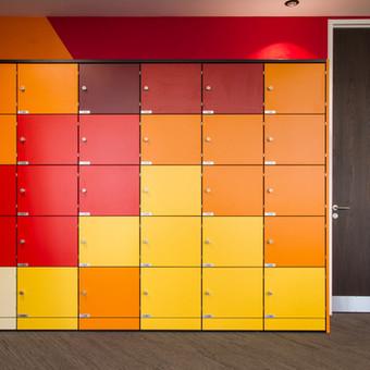 Freewall Storage Wall Lockers 2