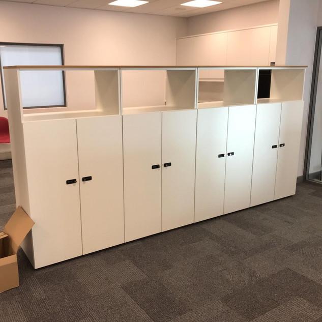 Freewall Pre-built Storage Units 4