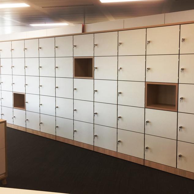 Freewall Storage Wall Alcove Units 5