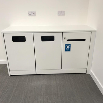 Freewall Recycling Storagewal 3