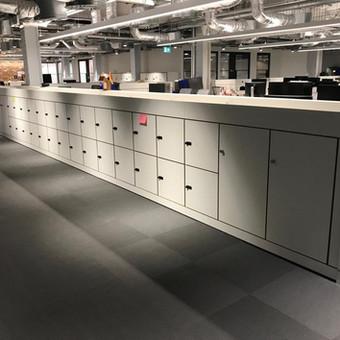 Freewall Storage Wall Lockers 5