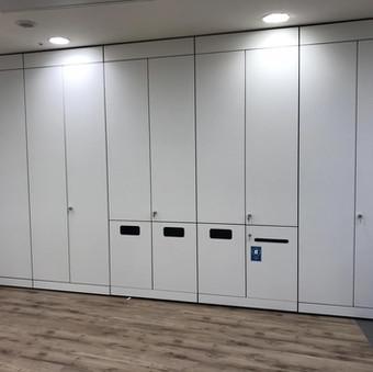 Freewall Recycling Storagewal 1