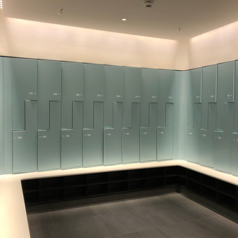 Freewall Storage Wall Lockers 6