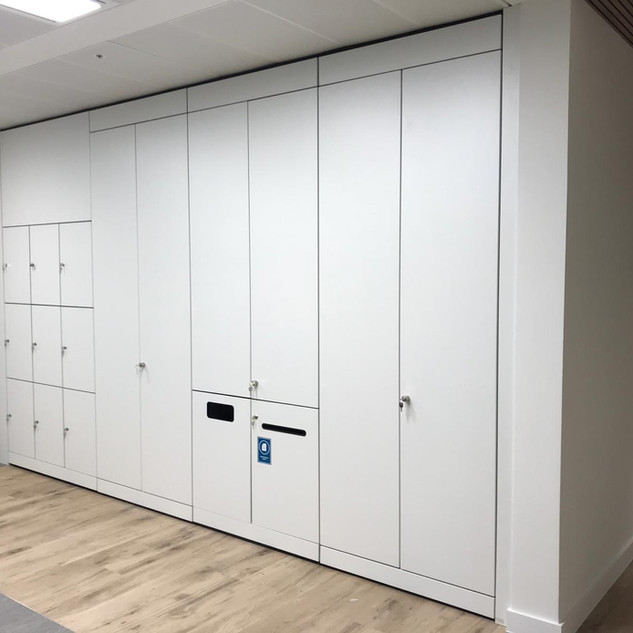 Freewall Recycling Storagewal 4