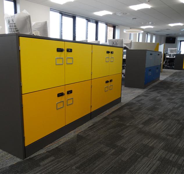Freewall Pre-built Storage Units 1