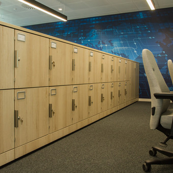 Freewall Storage Wall Lockers 4