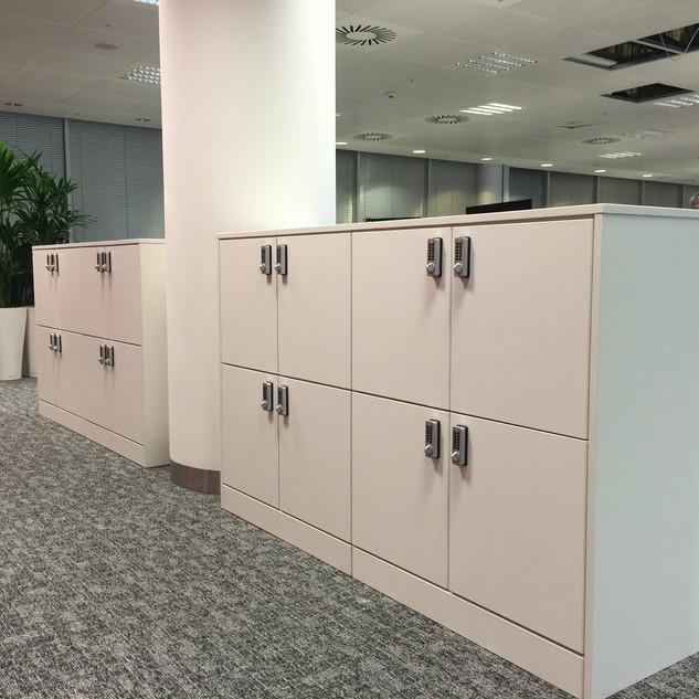 Freewall Pre-built Storage Units 7