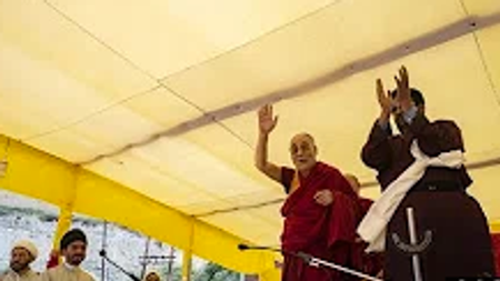 His Holiness the Dalai Lama on secular ethics and religious harmony