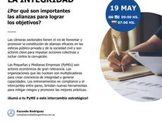 """Evento virtual """"Acuerdos Sectoriales: Un Compromiso con la Integridad"""""""