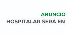 """""""Hospitalar"""" se realizará en septiembre de 2021"""