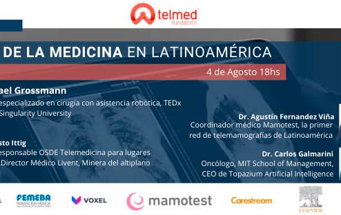 Webinar | El futuro de la Medicina en Latinoamérica