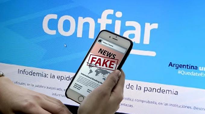 CONFIAR: La plataforma oficial para combatir la infodemia