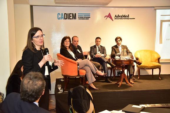 1er Workshop Internacional de CADIEM-AdvaMed sobre Compliance y Competencia.
