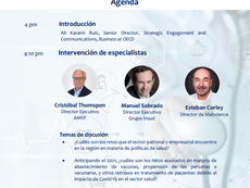 Invitación | Reunión de Salud Regional Business at OECD (BIAC)