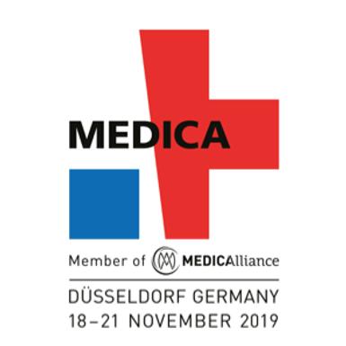 MEDICA 2019   Ya se pueden inscribir!