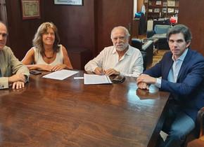 CADIEM firmó un acuerdo de cooperación con ISALUD