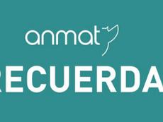 ANMAT | Emisión de recibos del día 3 de noviembre
