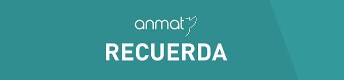 """Sobre el uso de """"Autorizado por ANMAT"""""""