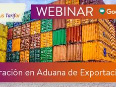 """Beneficio Socios """"Valoración en Aduana de Exportaciones"""""""