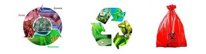Residuos Patogénicos   La problemática ambiental y los avances en la región