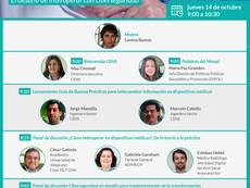 Evento Salud Digital Chile - 14 de Octubre