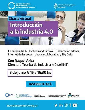 Actividad INTI | Introducción a la Industria 4.0