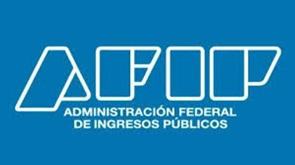 AFIP | Resolución General N° 4.726