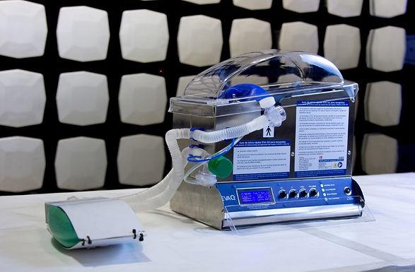 Aprueban la producción de ventiladores alternativos para asistencia en emergencias