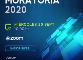 Capacitación   Moratoria 2020