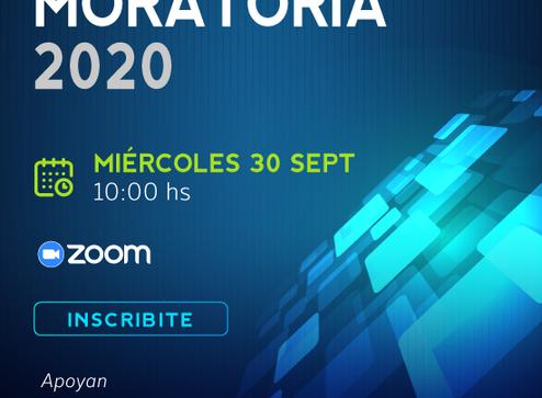 Capacitación | Moratoria 2020