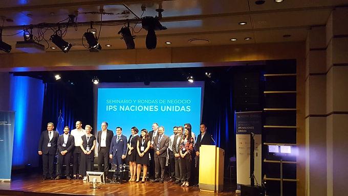 Participamos del Seminario y Rondas de Negocios IPS Naciones Unidas,