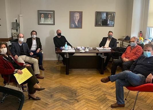 CADIEM se reunión con el Ministerio de Salud