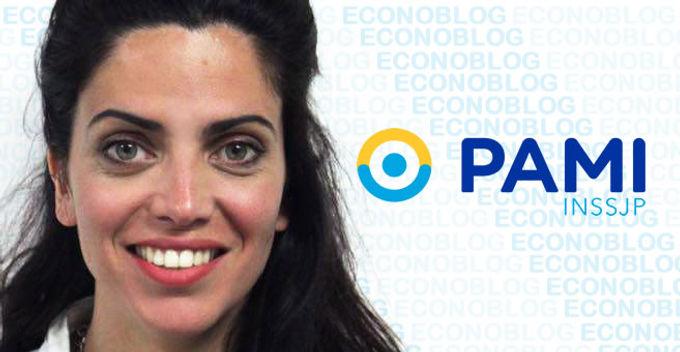 PAMI | Nueva Directora Ejecutiva Lic. Luana Volnovich