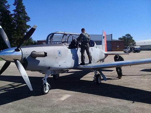 Traslado aéreo demuestras de testeo de COVID-19