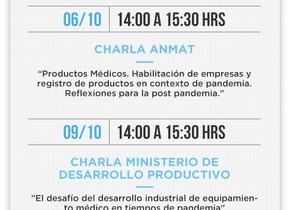 """¡Abrió la inscripción! Webinars CADIEM en """"Expomedical 2020"""""""