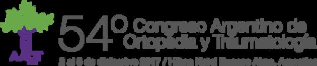 54° Congreso Argentino de Ortopedia y Traumatología