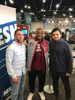 Super Bowl Interview