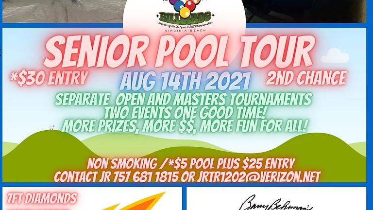 Senior Pool Tournament