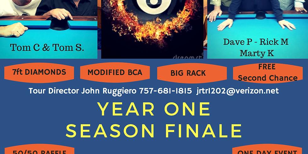 Senior Tour Season One Finale