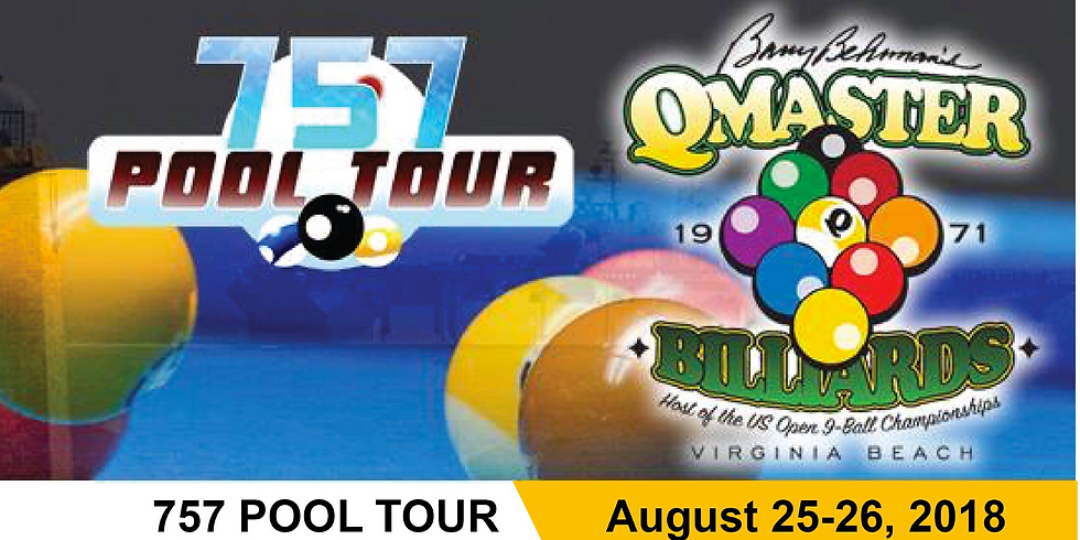 757 Pool Tour - 2nd Annual Seven Cities 8-Ball Open
