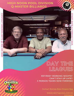 Day time Leagues