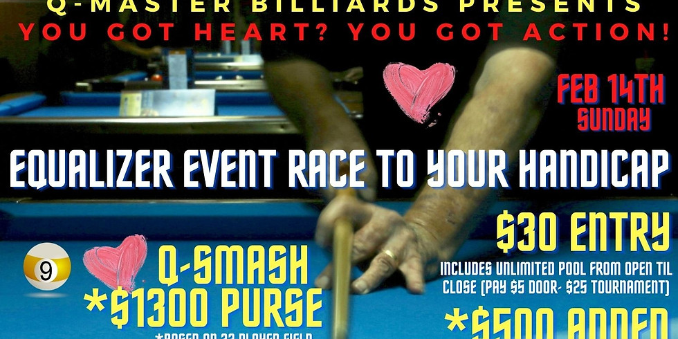 You got Heart, You got Action Valentines Day Event