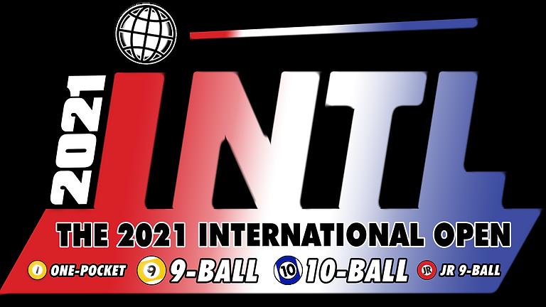 International Open 9 Ball and 10 Ball by Pat Fleming (Sheraton Hotel Norfolk, VA)