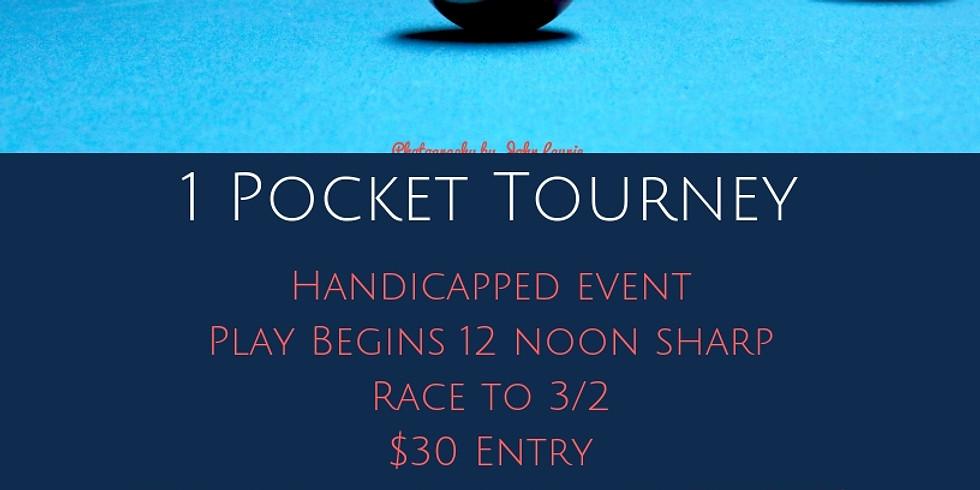 Handicapped One Pocket